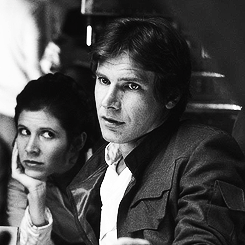 Resultado de imagen para carrie fisher and harrison ford