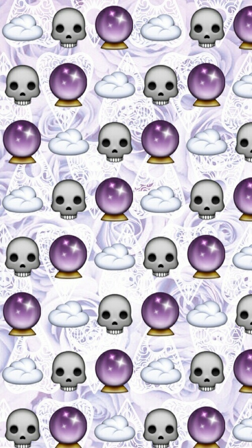 death, emoticones, ios, iphone, swag, tumblr, wallpaper, emojis