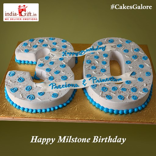 number cakes, anniversary cakes online and send anniversary cakes to India