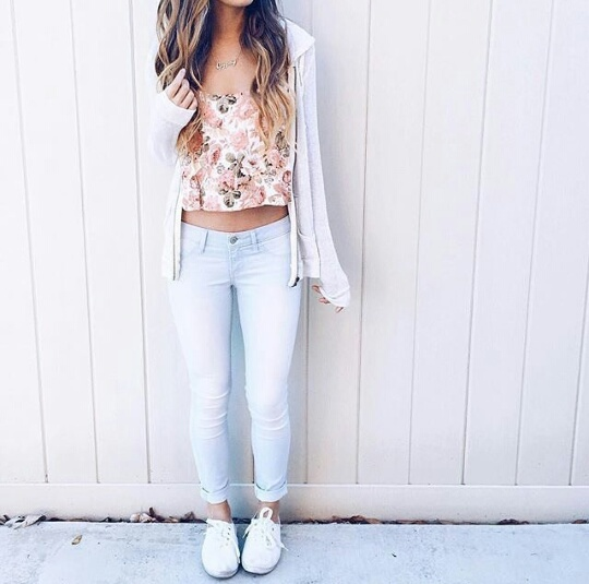 Fashionable outfits for girls