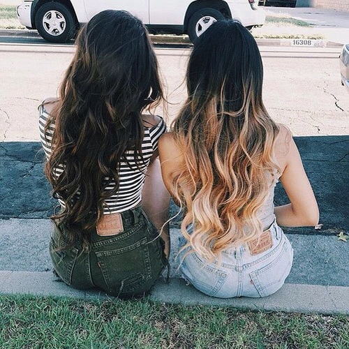 bff, goal, relationship and sister