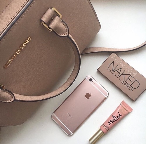 Cosmetics Michael Kors Rose Gold Iphone6 Image 4116649