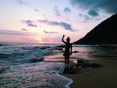 grunge, beach, summer, girl, aesthetic