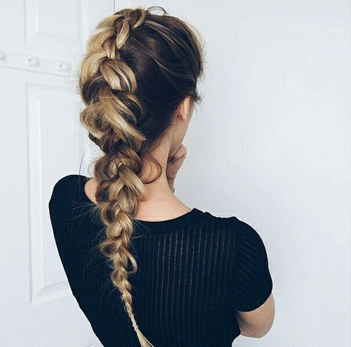 hair, girly, hairstyle, tumblr, indie - image #4179599 by ...