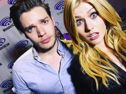 Iphone wallpaper cute tumblr - Shadow Hunters Jace Wayland Dominic Sherwood Katherine