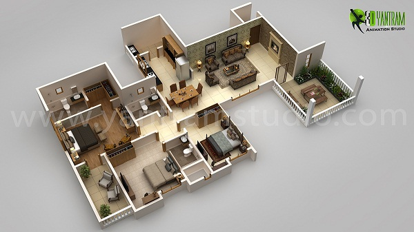 3d floor plan creator 3d floor design 3d home floor plan for 3d house model maker