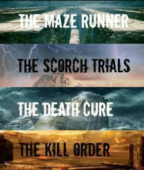 Death cure book report