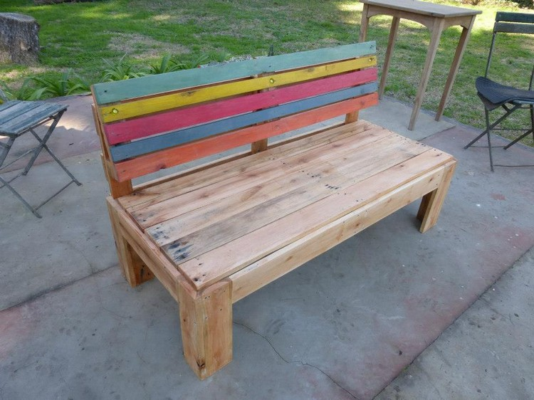 Awesome Pallet Wood Garden Bench Ideas Image 4513594 By Pdpeps Interior Chair Design Pdpepsorg