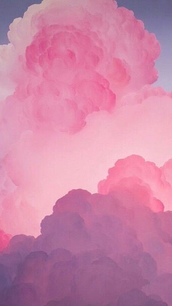 Aesthetic Background Clouds Edit Grunge Image