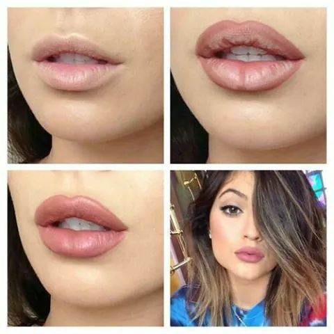 Kylie jenner without