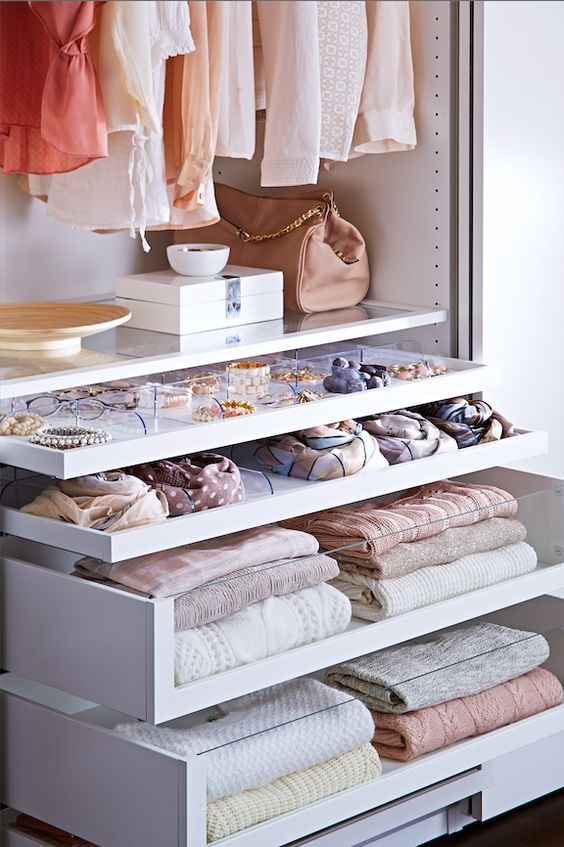 beautiful, bedroom, closet, clothes, decor