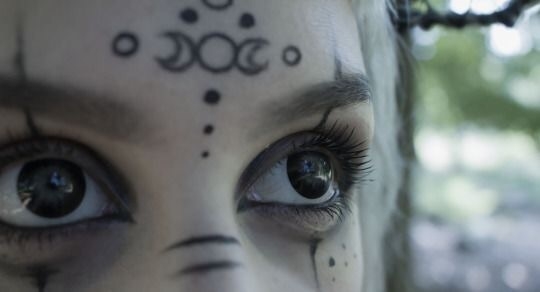 Wiccan aesthetic,Makeup