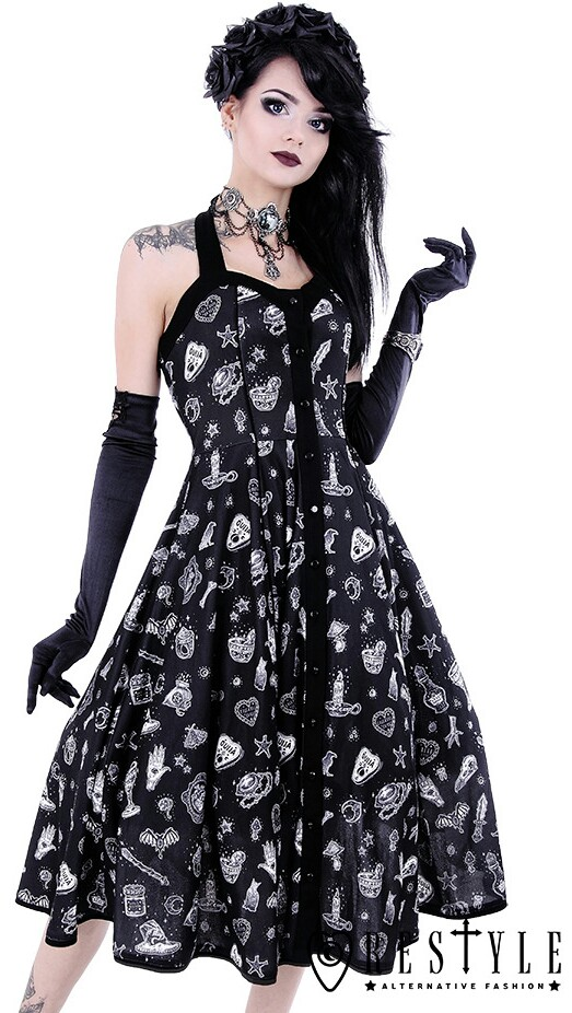 clothes, gothic