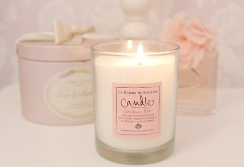 candle, candles, cozy, light, pink