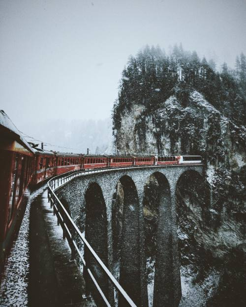 christmas, holidays, snow, snowing, steam train